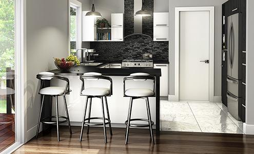 Design int rieur 3d montr al portfolio for Cuisine 3d quebec