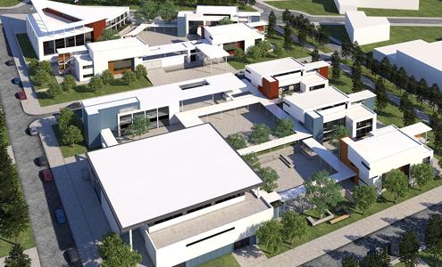 Architecture 3d montr al portfolio for Cours de design interieur montreal
