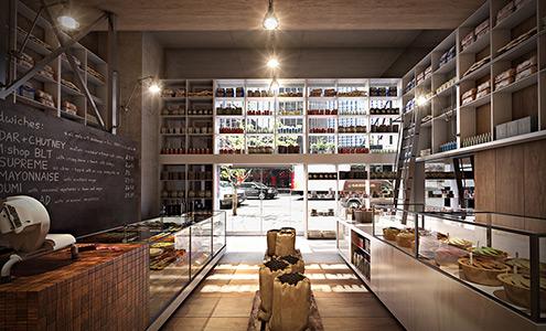 Design int rieur 3d montr al portfolio for Design interieur montreal